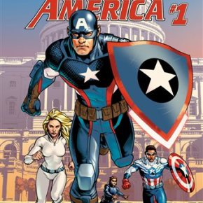 New Captain America book suggests he's a member ofHydra