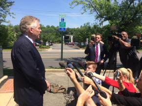 Virginia governor: Feds have found nowrongdoing