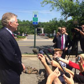 Virginia governor: Feds have found no wrongdoing