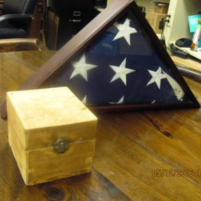Mystery solved: Man claims human ashes, flag found nearroad