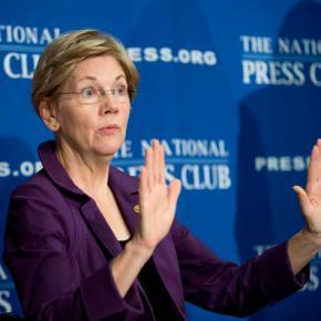 Sen. Warren: Trump is a 'small, insecure moneygrubber'