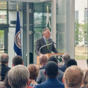 Gov. McAuliffe announces new state-wide higher ed spending at Norfolk State