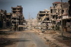 Rights group documents IS atrocities in Libyan city of Sirte