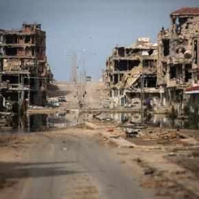 Rights group documents IS atrocities in Libyan city ofSirte