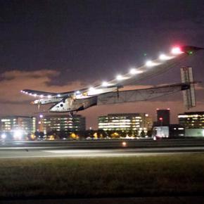 Solar-powered plane's latest leg: Ohio toPennsylvania
