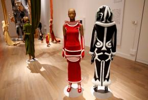 Tokyo museum exhibits Issey Miyake's constantinnovations