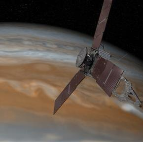 NASA spacecraft barreling toward Jupiter for July 4 meetup