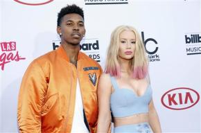 Iggy Azalea, Nick Young split up over 'trust' issues
