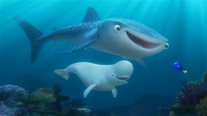 Finding Dory' is no trophy fish but it's akeeper