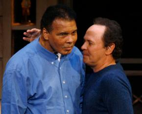 Billy Crystal known as 'The Greatest' at Ali impressions
