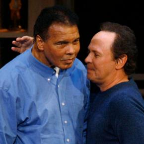 Billy Crystal known as 'The Greatest' at Aliimpressions