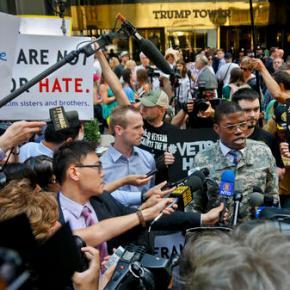 Big Trump checks to vets groups sent on day of mediareport