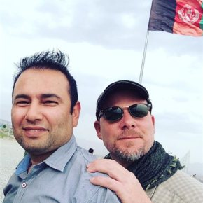 Afghan president condemns killing of NPR reporters insouth