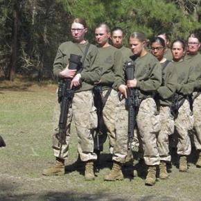 The few, the proud, the fit: Women strive for combatjobs