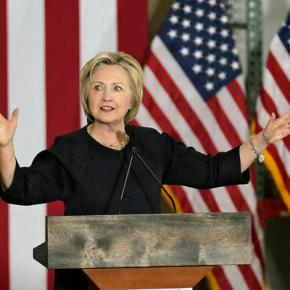Trump, Clinton offer different visions in Orlandoresponse