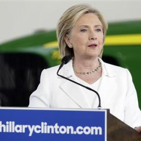 Clinton campaign suggested intros, questions prior to events