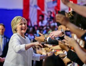 Hillary Clinton announces campaign stop in HamptonRoads