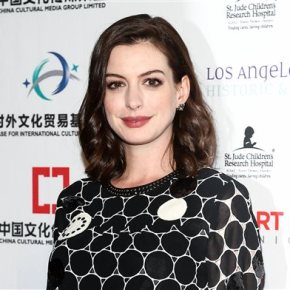 Actress Anne Hathaway named goodwill ambassador for UN Women