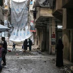 Airstrikes kill 15 as fighting flares in Syria's Aleppo