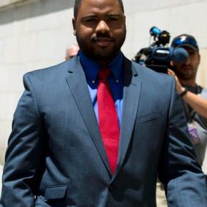 Judge declares mistrial in case of Virginia officershooting