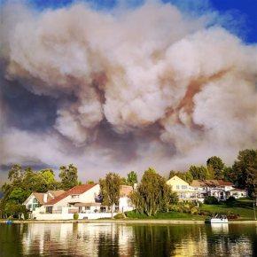 Lightning strikes Suffolk home, causesfire