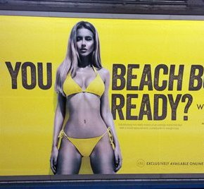 London mayor bans Tube ads that promote unhealthy bodyimage