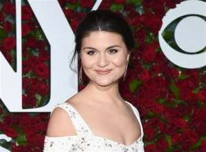 "FILE - In this June 12, 2016 file photo, actress Phillipa Soo arrives at the Tony Awards in New York. Soo, who plays Eliza Schuyler in ""Hamilton,"" will lead a musical stage version of the film ""Amelie"" that hopes to land on Broadway in 2017. (Photo by Charles Sykes/Invision/AP, File)"