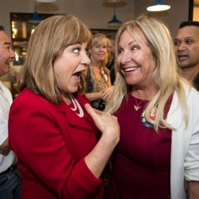 California advances 2 Democratic women to Senate runoff
