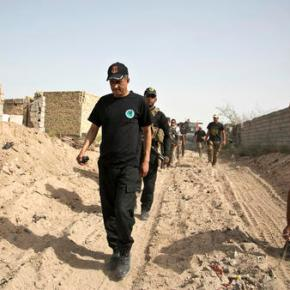 Iraq's forces push deeper into Islamic State-held Fallujah