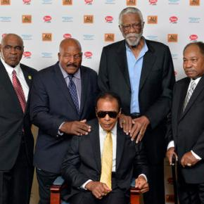 Ali's passing takes Jim Brown, Abdul-Jabbar down memory lane