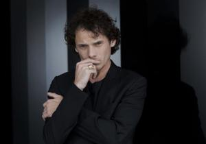 """FILE - In this Wednesday, Sept. 3, 2014, file photo, Actor Anton Yelchin poses for portraits during the 71st edition of the Venice Film Festival in Venice, Italy. Yelchin, a charismatic and rising actor best known for playing Chekov in the new """"Star Trek"""" films, has died at the age of 27. He was killed in a fatal traffic collision early Sunday morning, June 19, 2016, his publicist confirmed. (AP Photo/Domenico Stinellis, File)"""
