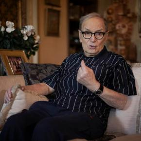 Morricone marks 60 years as Hollywood's go-to music man