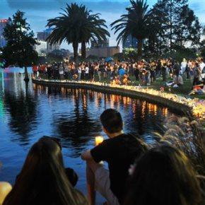 The Latest: Orlando gunman to 911: 'I did theshootings