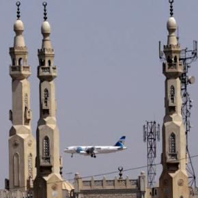 Egypt Air plane resumes flight to China after bomb threat