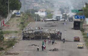 Officials, union trade blame for deadly Mexico clash