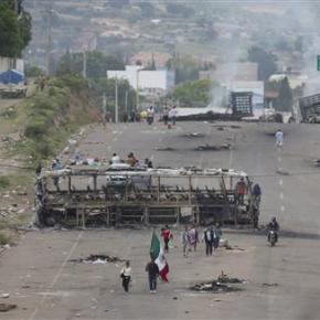 Officials, union trade blame for deadly Mexicoclash