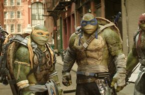 'Turtles' sequel underwhelms, women drive 'Me BeforeYou'