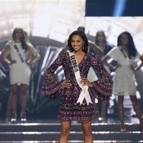 New Miss USA from DC to take a break from Armyreserves