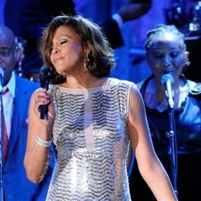 TV academy sues to block auction of Whitney Houston'sEmmy