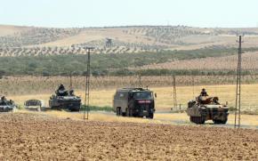 Turkey warns of more strikes if Syrian Kurds don'tretreat