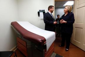 Clinton could face mounting problem with healthoverhaul
