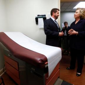 Clinton could face mounting problem with health overhaul