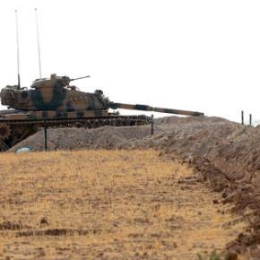 Turkey vows to keep attacking US-backed Syrian Kurdforces