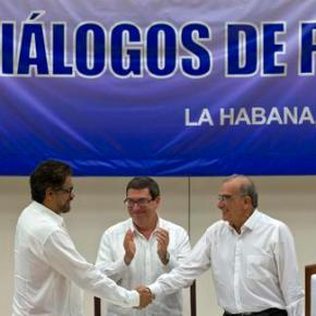 Colombia's president rushing vote on deal with rebels