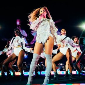 Beyonce tops summer concert tour list at $5.7 million per city