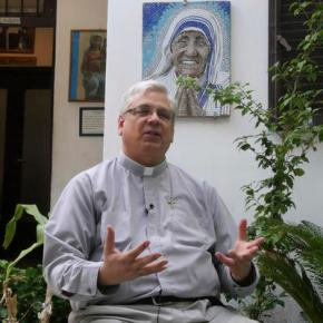 For Brazilian man, Mother Teresa worked a miracle