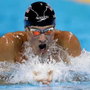 Swimmer Ryan Lochte to attend Comic Con inRichmond