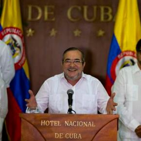 Permanent cease-fire taking effect in Colombia underaccord