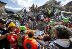 Survival of quake victims depends on manyfactors