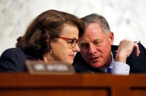 Burr sticks to low-key style in N. Carolina re-electionbid